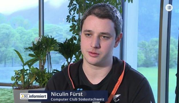 Interview zum E-Voting im Kanton Graubünen